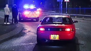 Modified Cars ARRIVING in Style! - Reading Jap Meet, January 2018
