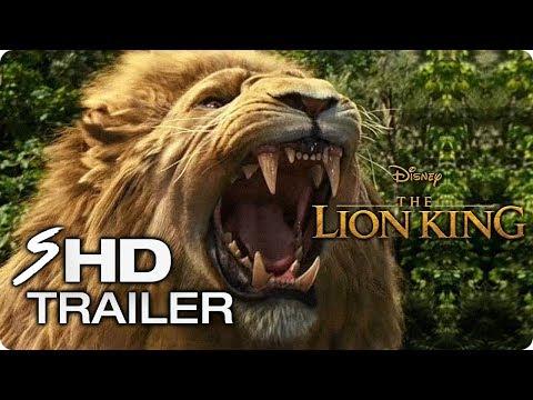 THE LION KING (2019) First Look Trailer - Beyoncé Live-Action Disney Movie Concept
