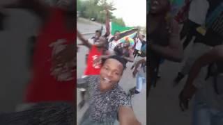 Tanzanian vibe in china