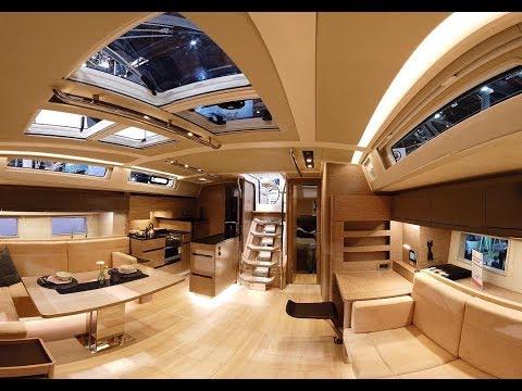 Dufour Yachts Review. Краткий обзор яхт Dufour. Выставка Dusseldorf Boat Show 2019