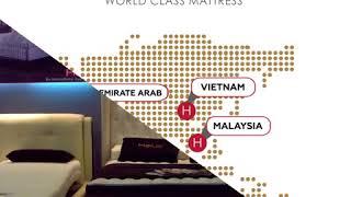 Helux - World Class Mattress