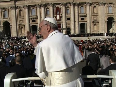 Pope Francis sets new vision for Catholics