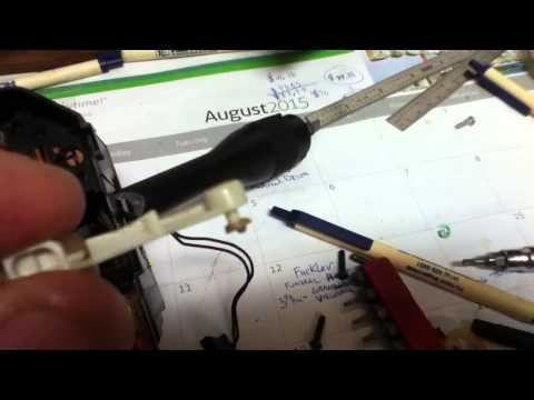 PT Cruiser Fog Light switch bad. How to test
