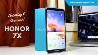 Huawei Honor 7x Unboxing and First Look in Pakistan - MG shopping