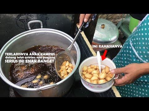 HEBAT LARIS BANGET !! JUALANYA PAKE NIAT BIAR SEMUA BISA KENYANG | INDONESIA STREET FOOD #396