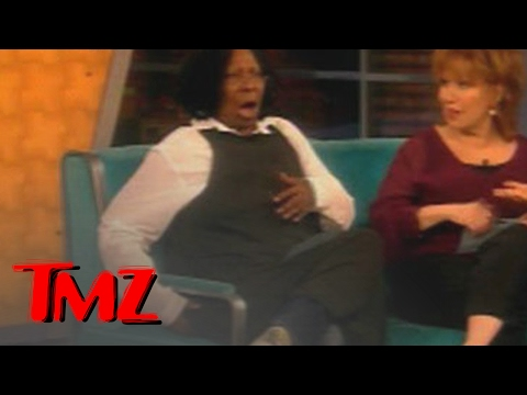Whoopi Goldberg's HUGE Fart on