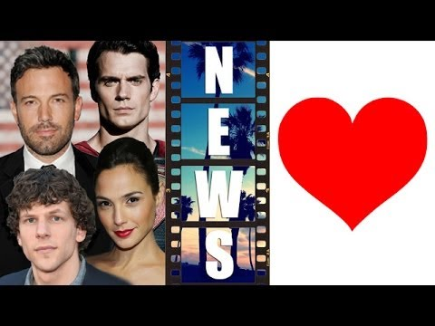 Batman vs Superman 2016, Justice League 2017 - DC Cinematic Universe LOVE - Beyond The Trailer