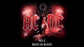 AC/DC Video - AC DC top 10 Mejores Canciones