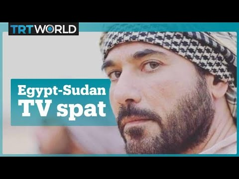 Insulting' Egyptian TV series sparks diplomatic row