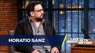 Horatio Sanz and Seth Recall a Failed SNL Sketch with Donald Trump