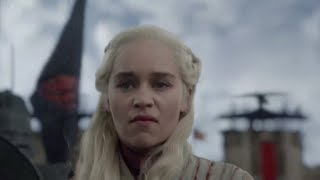 GOT 8X04 Daenerys becomes Mad Queen and Cersei Kills Missandei