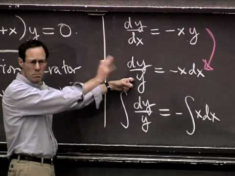 mit opencourseware calculus single variable