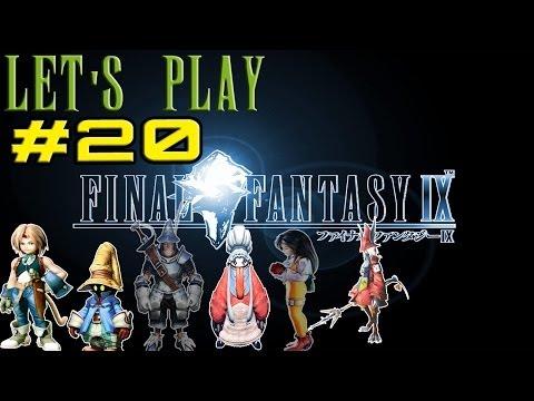 Let's Play Final Fantasy IX Episódio 20 - Quina novo aliado