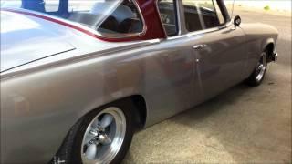 1955 Studebaker Champion Coupe