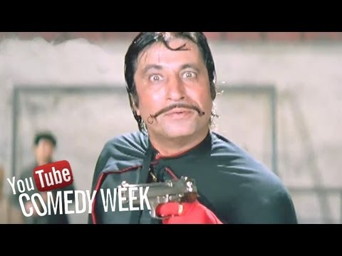 Paresh Rawal, Shakti Kapoor - Andaz Apna Apna - Comedy Scene 22/23
