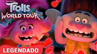 Trolls World Tour • Trailer 2 Legendado