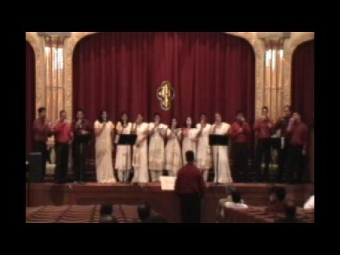 Efic Choir Fest 2008 - Nin Daanam Njan video