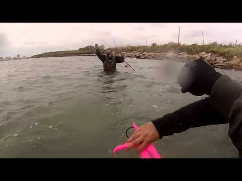 Seawolf park part 2 flounder fishing youtube for Seawolf park fishing report