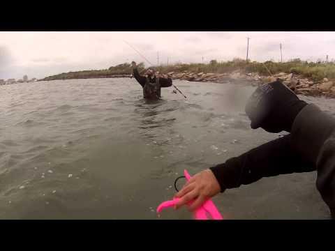 Seawolf park part 2 flounder fishing youtube for Galveston fishing report seawolf park