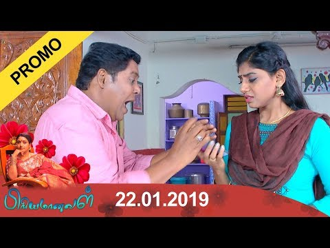 Priyamanaval Promo  22-01-2019  Sun Tv Serial Promo Online