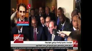 متحدث الرئاسة يكشف مسار سد النهضة بعد لقاء السيسي بـ«ديسالين والبشير»
