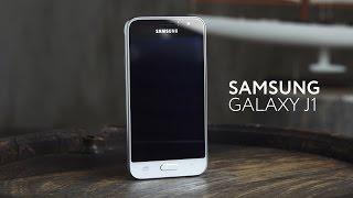 Обзор бюджетного смартфона Samsung Galaxy J1 2016 в 4к