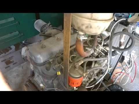 Stromaggregat  BHKW Selber Bauen Teil 2