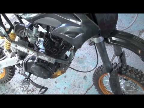 Dirtbike 150cc Repair and update