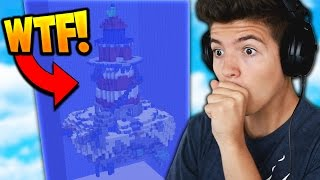 THE WORST KIND OF TROLL...   Minecraft BED WARS
