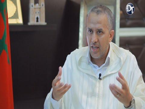 تصريح رئيس الجهة لقناة درعة تافيلالت للاعلام حول قضية شراء السيارات الفارهة