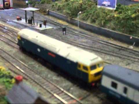 Here is part three of the Peterborough Model Railway Exhibition 2010 event that I attended to on the 16th of October 2010. The first layout is Mettesford, wh...