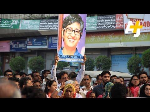 Pakistanis Mourn Killing Of Human Rights Activist Sabeen Mahmud