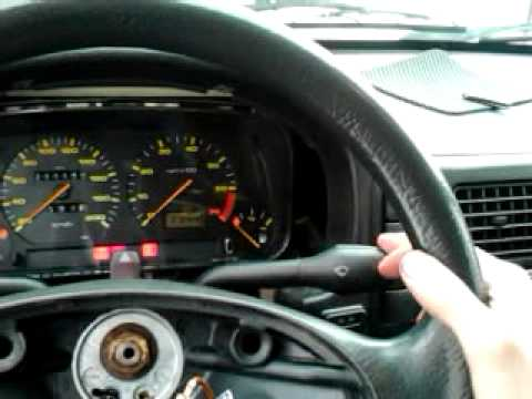 Seat Ibiza '95 Windscreen wiper problem