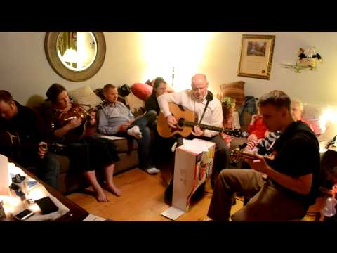Beautiful Star Of Bethlehem - Jim Pugh And Family- Christmas 2012 video