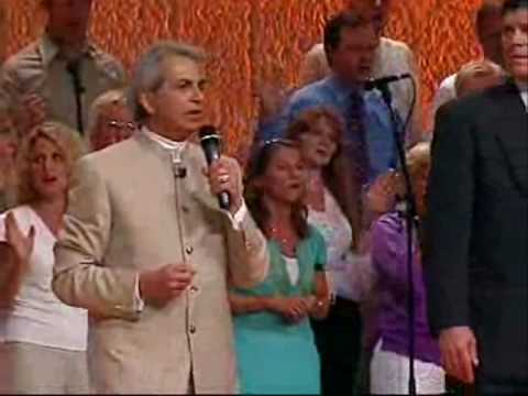 Benny Hinn - Tremendous Fire Falling on Young Kids