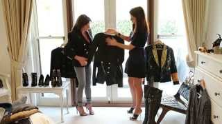 How to accessorise jackets with Kelly Smythe