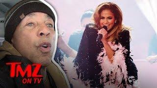 Smokey Robinson Backs Jennifer Lopez & Says Motown's Not Just for Black People | TMZ TV