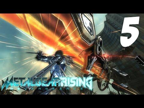Lets Play | Metal Gear Rising: Revengeance | Part 5