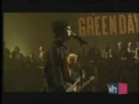 Green Day-Whatsername Live