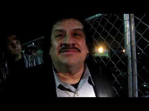 Entrevista con el Vocalista de Los Caminantes