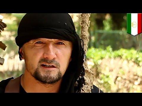 Tajik missing police commander Gulmurod Khalimov joins Islamic State - TomoNews