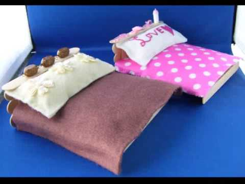 Easy Arts and Crafts: Popsicle beds