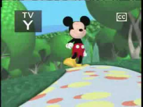 Mickey Mouse Clubhouse TV Theme Song Intro
