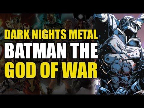Dark Nights Metal Origins: The Merciless #1