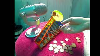 3D printed coin sorter sounds