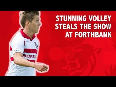 Stunning volley steals the show at Forthbank