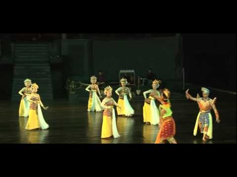 6th Performance: MALAYSIA (Part-1) - INTERNATIONAL RAMAYANA FESTIVAL 2013 by MAM EO