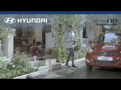 Hyundai i10 New Ad Shah Rukh Khan - Bring The...