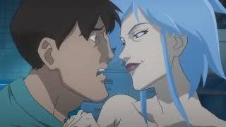 Assault on Arkham - Killer Frost & Captain Boomerang