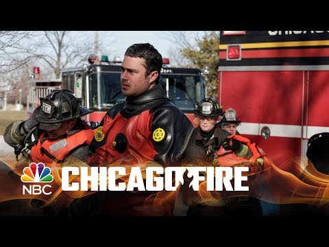 Another Day, Another Rescue - Chicago Fire Highlight